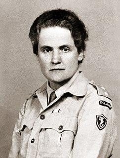 Polish World War II resistance fighter, historian and art historian