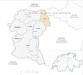 Karte Gemeinde Stein 2010.png