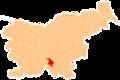 Karte Ribnica si.png