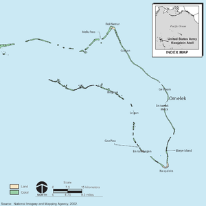 McGrath Images - Locations - Kwajalein - Meck Island