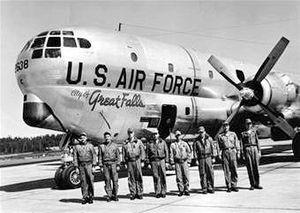 813th Strategic Aerospace Division - 97th Air Refueling Squadron KC-97