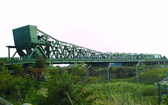 Keadby - Image: Keadby Bridge