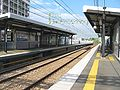 Keikyu-Naka-Kido Station-platform.jpg