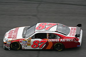 Furniture Row Racing - The No. 87 of Kenny Wallace