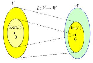 Kernel (linear algebra)