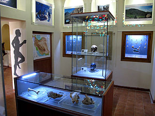 Zagros Paleolithic Museum museum