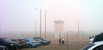 Kern Valley State Prison - Image: Kern Valley State Prison (2012 01 28) (crop)
