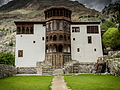 Khaplu Palace Frontal View 03.jpg