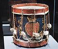 King's German Legion Trommel BomannMuseum@20150903.JPG