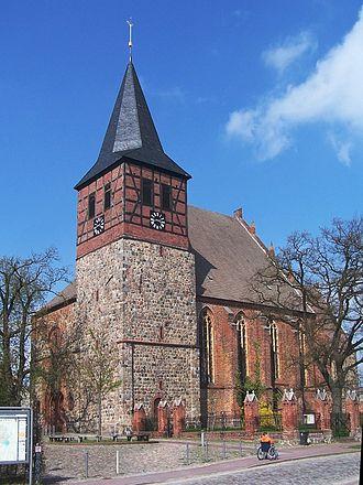 Strasburg, Germany - Saint Mary Church