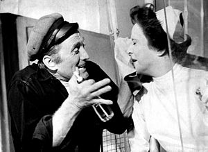 One Flew Over the Cuckoo's Nest (play) - Kirk Douglas and Joan Tetzel starring in the 1963 Broadway production