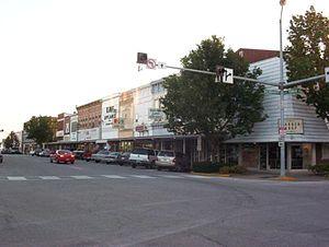 Kirksville, Missouri - Kirksville Square (2004)