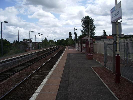 Kirkwood railway station