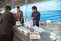 Kitchens in Iran-Mehran City آشپزخانه مرکزی شهر مهران در ایام اربعین، عکاس، مصطفی معراجی 04.jpg