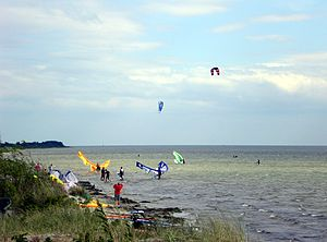 Hel Peninsula - Kitesurfing, Hel Peninsula