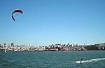 Kitesurfer in the Bay (2875307600).jpg