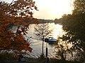 Kleiner Wannsee - Sonnenuntergang (Setting Sun) - geo.hlipp.de - 29869.jpg
