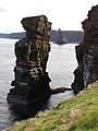 Knee Sea Stack - geograph.org.uk - 1542292.jpg