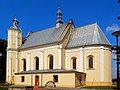 Kościół pw. Świętej Trójcy, Skarżysko - Kościelne (1).jpg