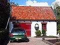 Koetsierswoning, schuur, Bij Voorstraat 7, Kollum.JPG