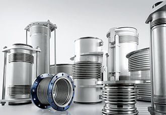Metal expansion joint - Expansion joints for industrial applications
