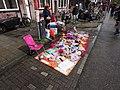 Koningsdag in Amsterdam, Westerstraat foto 2.JPG