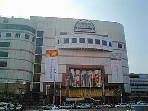 Yeongdeungpo Station - Yeongdeungpo Station