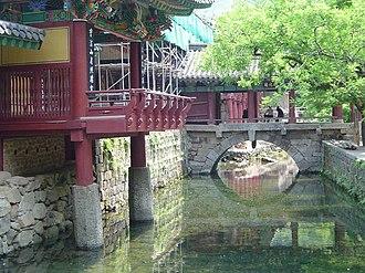 Songgwangsa - Image: Korea Songgwangsa 06