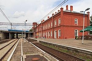 Kostrzyn nad Odrą - Train station