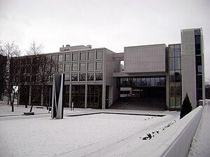 Juha Leiviskä - Image: Kouvolan kaupungintalo