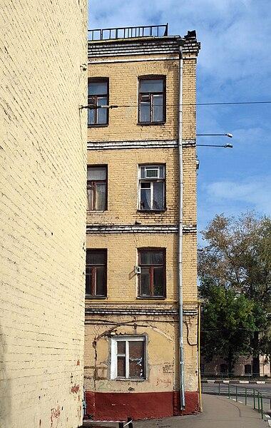 File:Kozhevnicheskaya 26C2,C1 Aug 2009 04.JPG