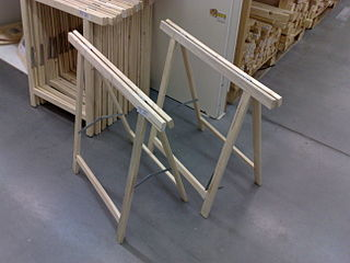 Trestle support