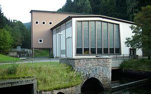 Romkerhall - Romkerhall hydropower works