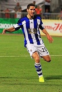 Joseba Zaldúa Spanish footballer
