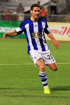 Joseba Zaldúa - Image: Krasnodar Real Sosiedad (23)
