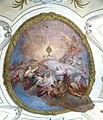 Krems St.Veit - Fresko Mittelschiff 4 Eucharistie.jpg