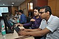 Krishnendu Choudhury And Shatadal Ghosh - 3D Game Development Session - Training Programme On Unity Software - NCSM - Kolkata 2018-03-27 9425.JPG