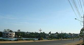 Krông Ana District - Image: Krong Ana district