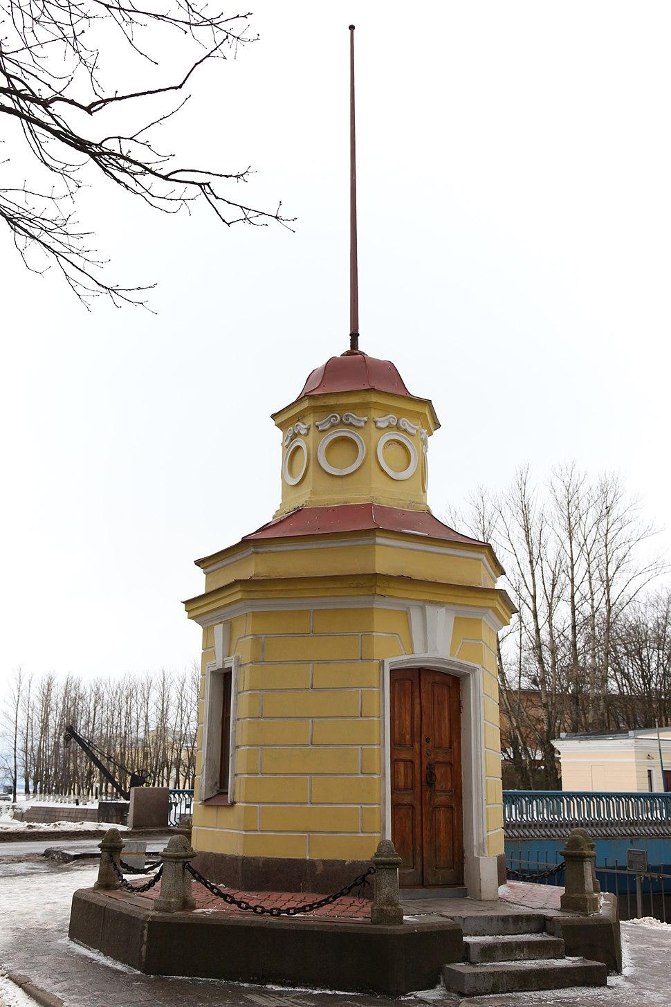 Kronstadt tide gauge