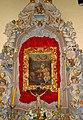 Krzeszówek, kościół pw. św. Wawrzyńca, obraz Świętej Rodziny w ołtarzu bocznym DSC03615.JPG
