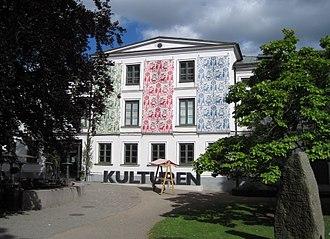 Kulturen - Kulturen's main building The White house (Vita huset)