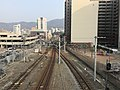 Kure Line from Kure-Takaramachi Footbridge 2.jpg