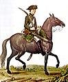 Kurhannoversches Freytagsches Jäger-Corps Gmundener Prachtwerk (retuschiert).jpg