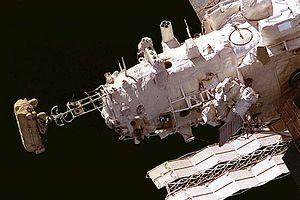 Kvant-2 - Image: Kvant 2 Airlock SPK
