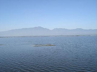 Phayao Lake lake in Thailand