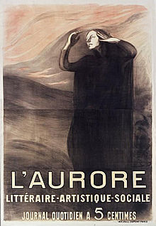 Image illustrative de l'article L'Aurore (journal français, 1897-1914)