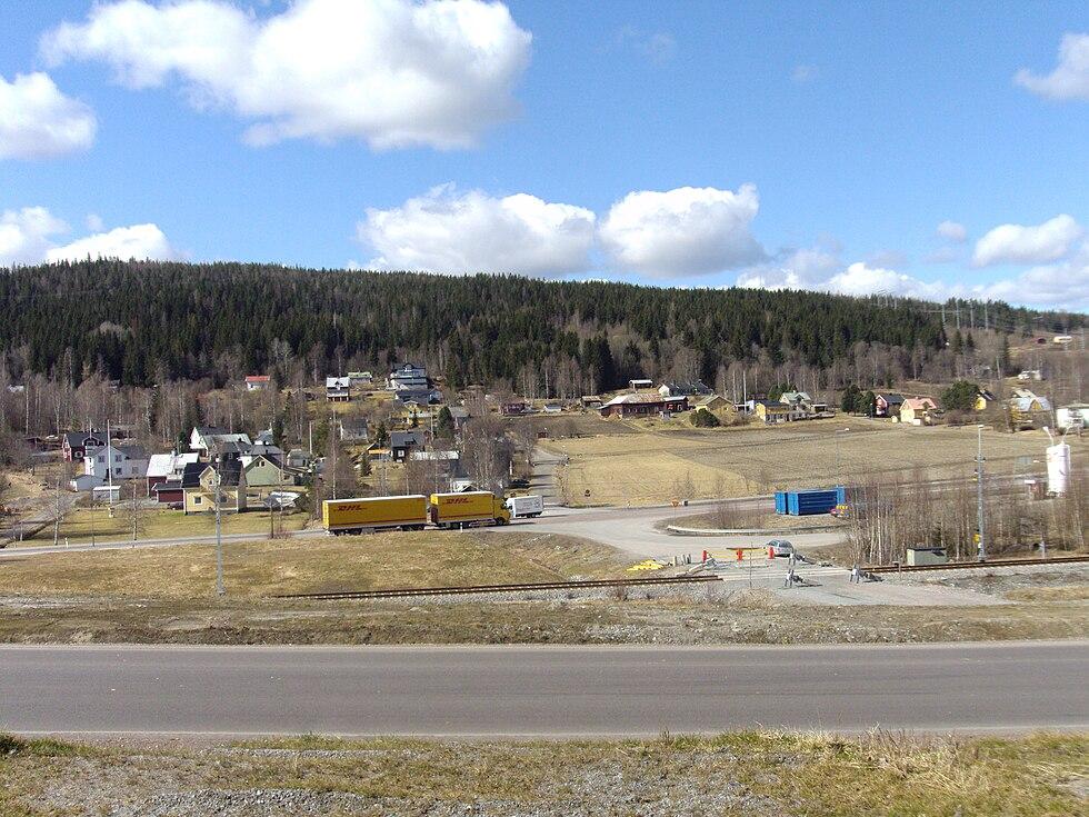 Nyinflyttade p Stationsvgen 15A, Bollstabruk | redteksystems.net