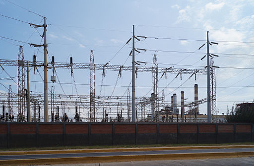 Líneas de transmisión de energía eléctrica