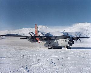 LC-130R VXE-6 in Antarctica 1996.JPEG