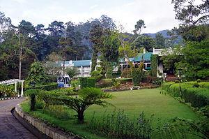 St. Andrew's Hotel - Image: LK nuwara eliya st andr 01